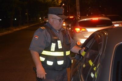 La Patrulla Caminera saca de las rutas a 461 alcoholizados en una semana