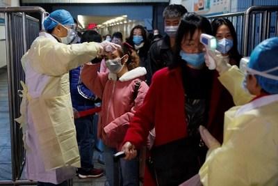 El coronavirus dispara las alarmas por una posible recesión en Japón