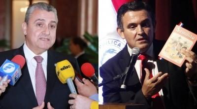 """Petta no se va, confirma Villamayor: """"El error no es su responsabilidad directa """""""