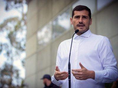 Casillas se presentará a la presidencia de la Federación Española