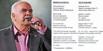 HIMNO NACIONAL ARGENTINO EN GUARANÍ SE VIRALIZA