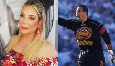 Alboroto en Twitter por pelea entre Chilavert y Bibi Landó