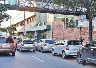 Municipalidad de Asunción lanza campaña 'La luz de stop no te hace dueño de la calle'