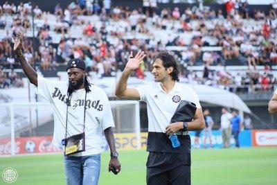 ODD opinó sobre la dupla Santa Cruz – Adebayor