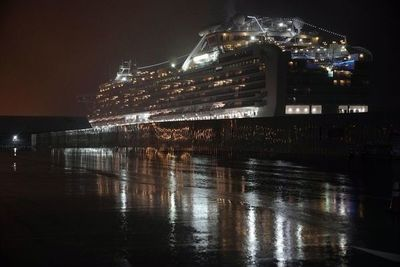 Estados Unidos repatria a sus ciudadanos del crucero en cuarentena en Japón