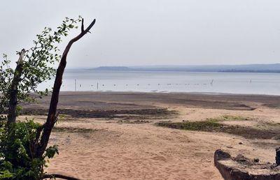 Lago Ypacaraí: Mades debe autorizar ubicación de geobolsas para iniciar recomposición de gaviones, afirmaron