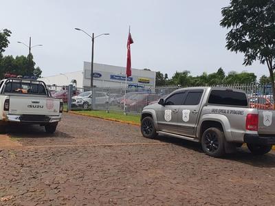 AMENAZÓ A LA CONCESIONARIA CON QUEMAR SU 0KM POR REITERADAS FALLAS MECÁNICAS