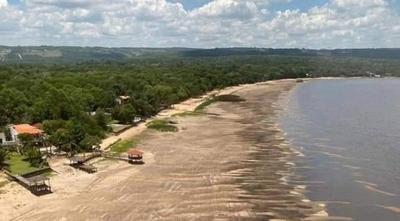 HOY / Con geobolsas buscarán retener el agua y salvar al lago Ypacaraí