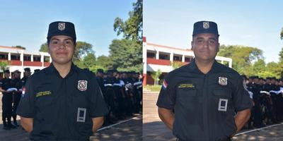 ACADEMIA DE POLICÍA RECIBE NUEVOS ASPIRANTES.