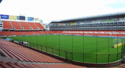 HOY / Estadio de LDUQ será usado por Ecuador en las Eliminatorias
