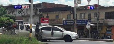 Mariano Roque Alonso: Violento atraco a funcionarios de estación de servicio