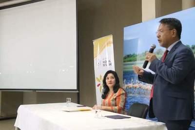 Cooperación japonesa presentó proyectos para potenciar el turismo con la Senatur