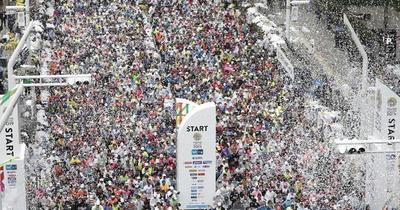 Maratón de Tokio excluye a miles de competidores por el coronavirus