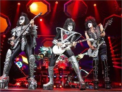 Kiss confirma regreso a Paraguay para concierto despedida