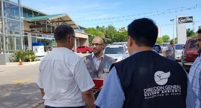 HOY / Tras principio de incendio, municipalidad interviene local de Casa Rica