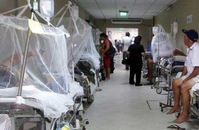 Congreso sanciona ley de emergencia por epidemia de dengue