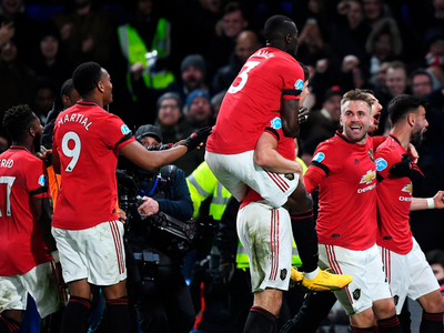 Manchester United y un triunfazo para acercarse a zona de Champions