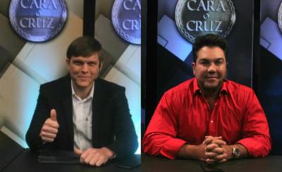 HOY / Duro cruce entre precandidatos a la Intendencia de Asunción