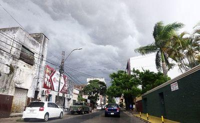 Pronostican martes inestable, con calor, tormentas y lluvias