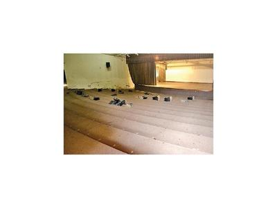 Refaccionarán interior del teatro municipal de Caacupé