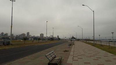 Meteorología anuncia un martes caluroso y con tormentas al final de la jornada