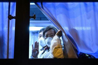EEUU evacua un crucero en Japón y lo pone en cuarentena por virus