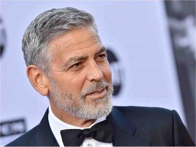 George Clooney se prepara para grabar una cinta posapocalíptica