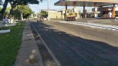 US$ 200 mil por reparación de avenida