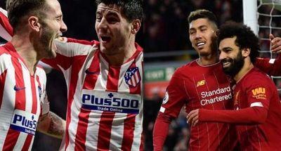 El Atlético desafía al Liverpool