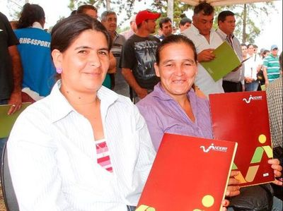 Indert provee de acceso a tierras para mujeres, jóvenes y comunidades indígenas