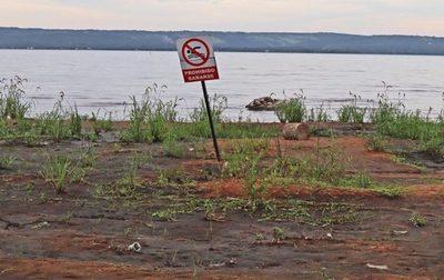 Construirán un dique en el Lago Ypacaraí