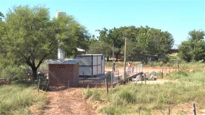 Instalan planta potabilizadora de agua israelí para el Colegio y Sanatorio Yalve Sanga