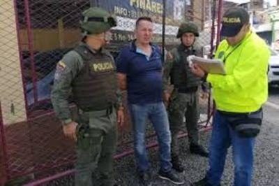 """Detienen al capo de la heroína en Colombia, """"el señor de la bata"""""""