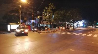 Asunción: Intendente implementa trabajos nocturnos para no molestar a la ciudadanía