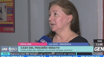 HOY / Familiares de Renato presentaron querella adhesiva contra médicos imputados