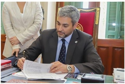 Poder Ejecutivo promulga ley de financiamiento político