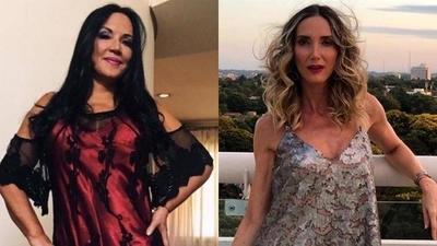 """HOY / Zuni Castiñeira explota contra Florencia Gismondi: """"¡Perra, fuera de mi país!"""""""