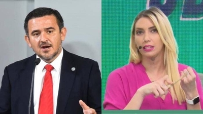 """HOY / Carmiña Masi trata de cagón a Eduardo Petta: """"Con el rabo entre las piernas"""""""