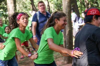 """Alegría y color en clausura del Proyecto """"Protección a adolescentes en contexto de emergencia"""""""
