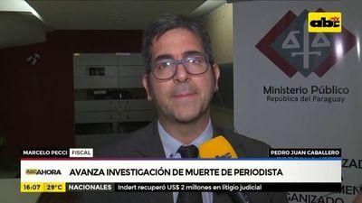 Avanza investigación de muerte de periodista en PJC