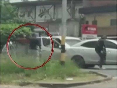 Identifican a sospechosos de violento asalto en Mariano Roque Alonso