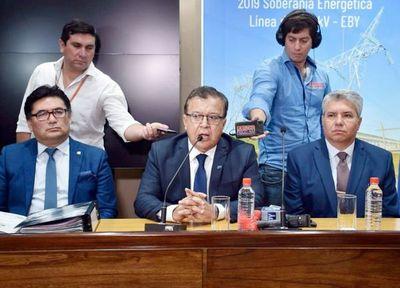 Nicanor dice que no sabe cuántos funcionarios ingresaron a Yacyretá durante su gestión