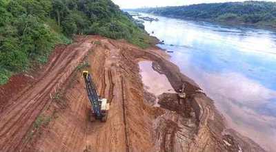 Obras del Puente de la Integración presentan 10% de avance