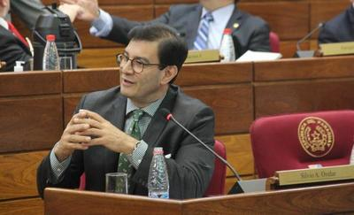 "Ovelar sobre apoyo de Abdo a Petta: ""Hay veces que no entendemos a nuestros jefes"""