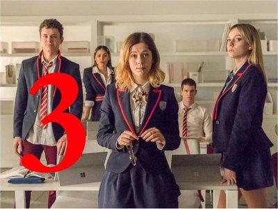 La tercera temporada de Élite llegará a Netflix el próximo 13 de marzo
