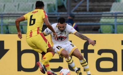 HOY / Coquimbo Unido deja fuera de la Copa a Aragua