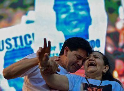 """Madre paraguaya clama en Buenos Aires: """"Quiero justicia para mi hijo"""""""