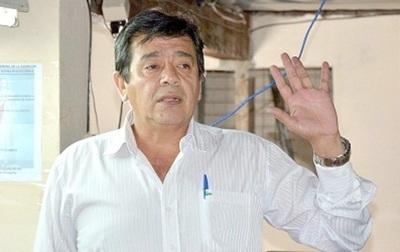 Fiscalía inicia investigación contra Rubén Rojas por alterar presupuesto