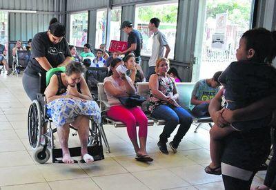 Test ipya'éva dengue rehegua oiko Facultad Quimica UNA-pe