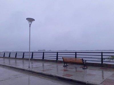 Temperaturas elevadas y lluvias dispersas para este miércoles